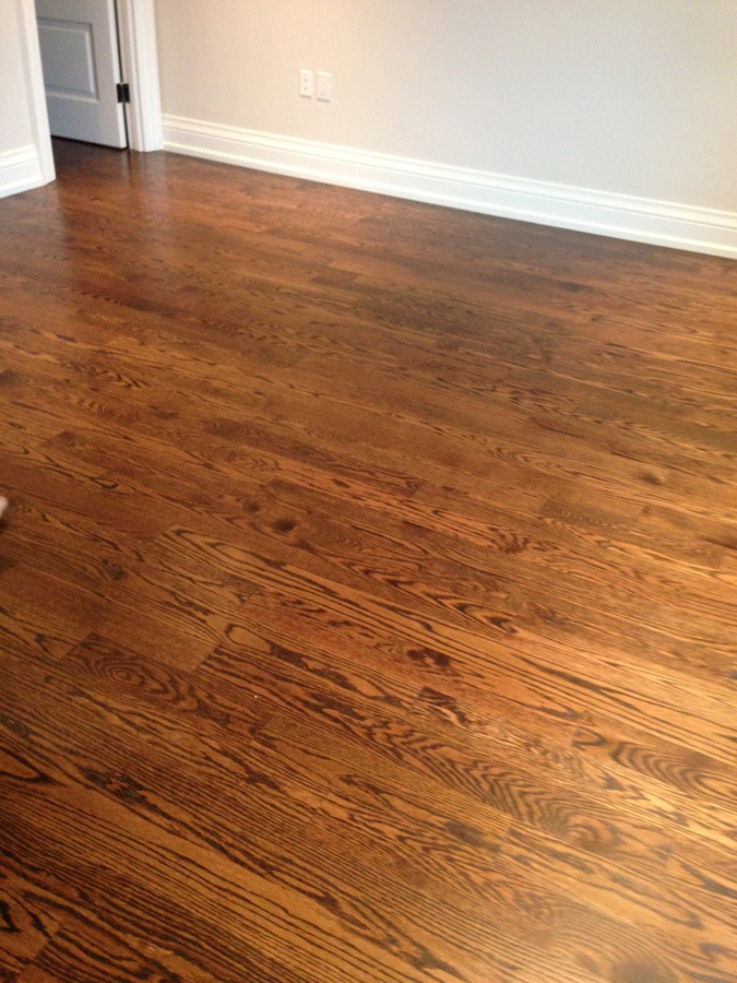 Wood Resilient Flooring Design Allure Ultra Wide Red